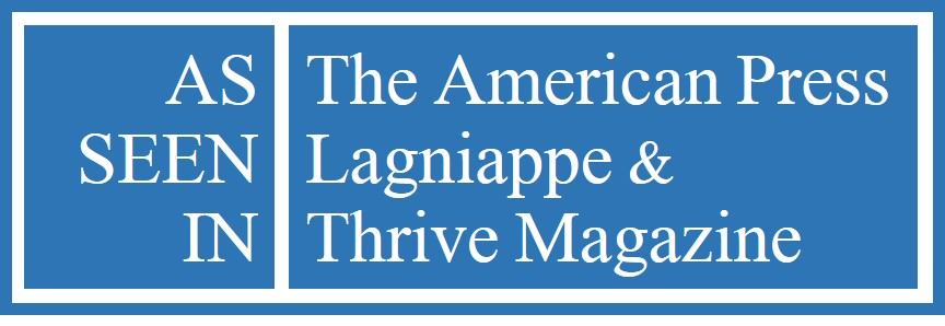 Terrell & Associates in American Press, Lagniappe, and Thrive Magazine
